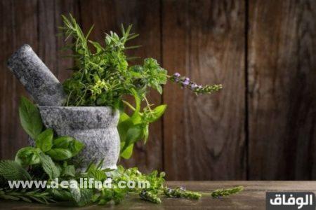 أعشاب ترفع الضغط1
