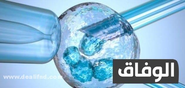 اختبار الحمل المنزلي بعد الحقن المجهري