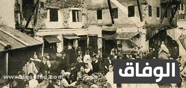 الضغوط الإستعمارية على المغرب ومحاولات الإصلاح