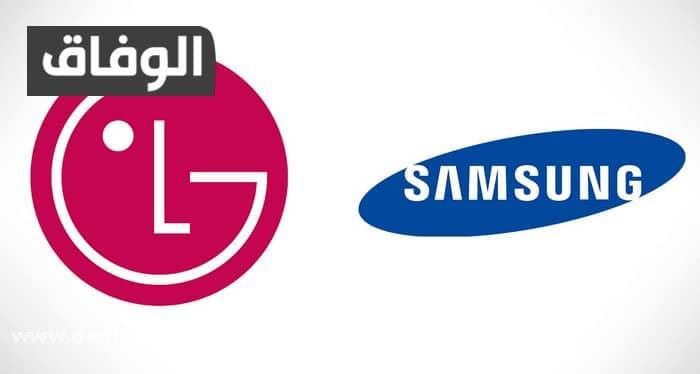 أيهما أفضل شاشات سامسونج ام ال جي 4K