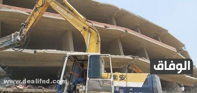 سعر متر التصالح في مخالفات البناء