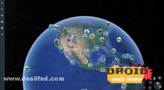 خدمة Google Earth