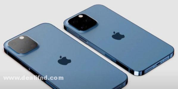 ايفون iPhone 13 يخطف الانظار واقبال رائع